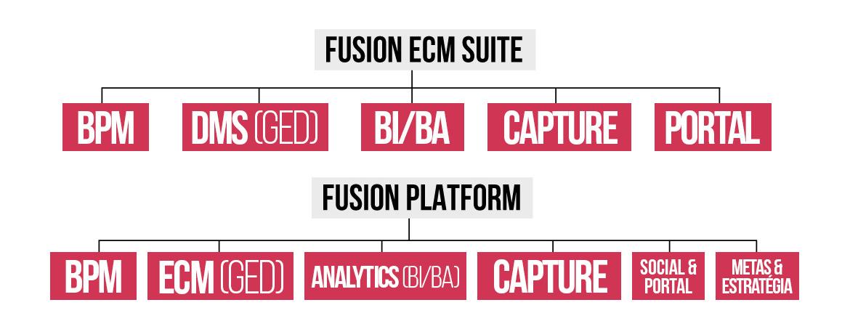 Fusion Platform x Fusion ECM Suite
