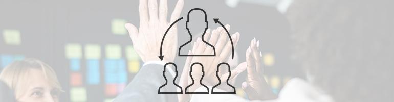 Como a integração de colaboradores auxilia nos resultados