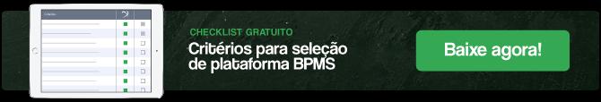 [Checklist] Adoção BPMS